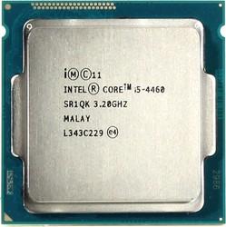 Процессор Intel Core i5-4460 / LGA1150  / 3.2 ГГц / 4-ядерный