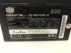 Блок питания 500W Cooler Master (RS-500-PCAP-I3)