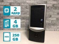 ПК Intel Core2Dou E8200 2.66Ghz / 4Gb / 250Gb