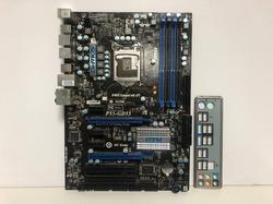 Материнская плата MSI P55-GD55/ LGA1156 / ATX /4x DDR3