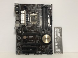 Материнская плата ASUS Z97-K  / LGA1150 / Intel Z97 / 4x DDR3