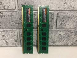 Оперативная память 4Gb DDR3 (2x2Gb) 1333MHz QUMO [QUM3U-2G1333K9]